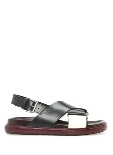 Marni Sandalet Siyah